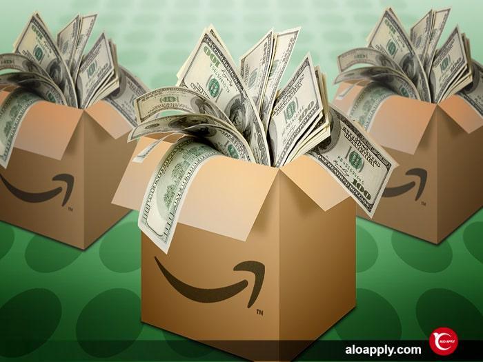 کسب درآمد دلاری از طریق فروش کالا در آمازون