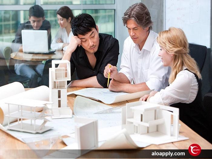 شرایط اخذ بورسیه تحصیلی در رشته معماری