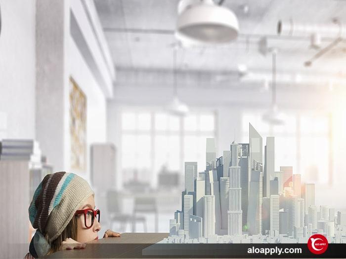 تحصیل در مقطع کارشناسی در رشته معماری