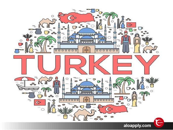 اقامت موقت ترکیه