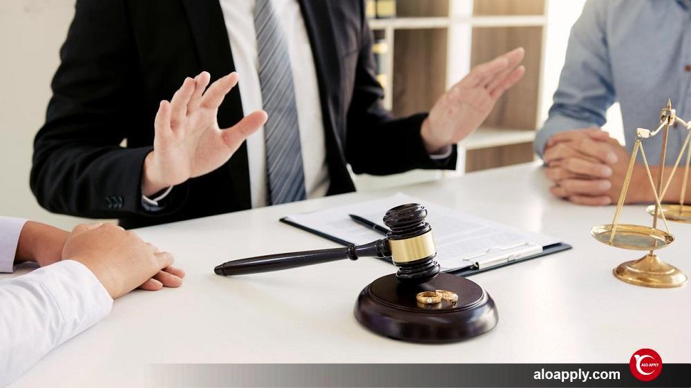 پروسه های اداری دادگاه در طلاق توافقی در ترکیه