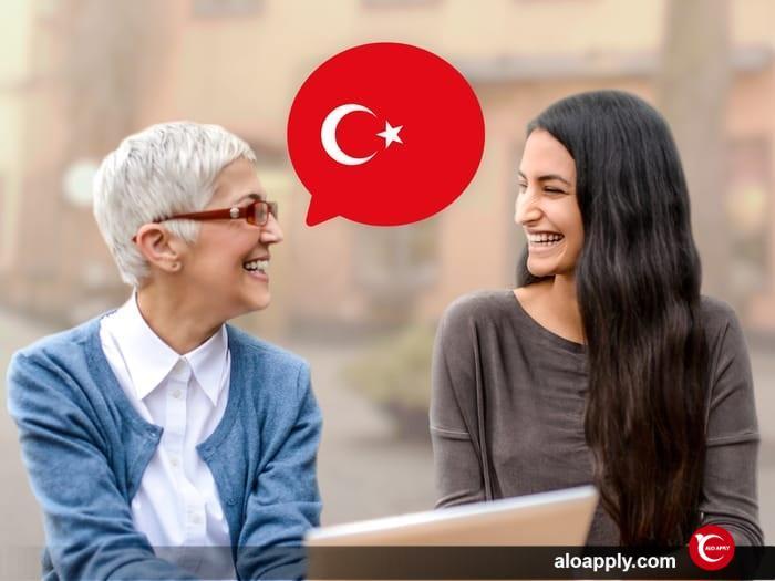 آموزش زبان ترکی استانبولی (دوره های آنلاین و حضوری)