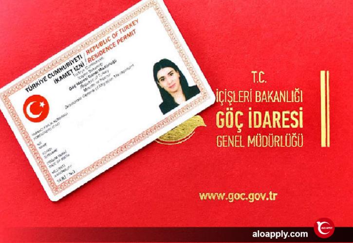 اجازه کار در ترکیه (چالیشما ایزنی)